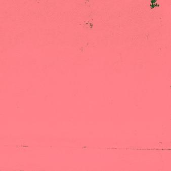 Primo piano del muro di cemento rosa