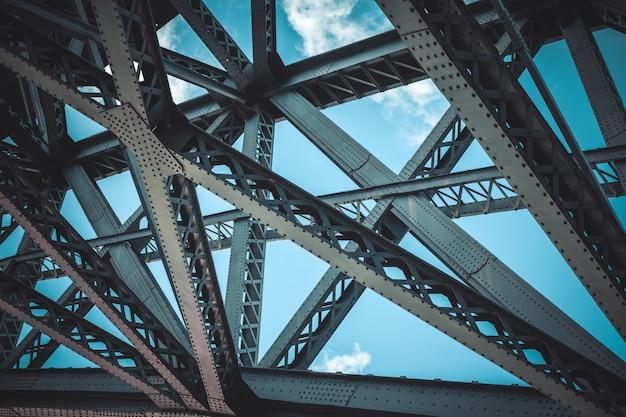 Primo piano del ponte