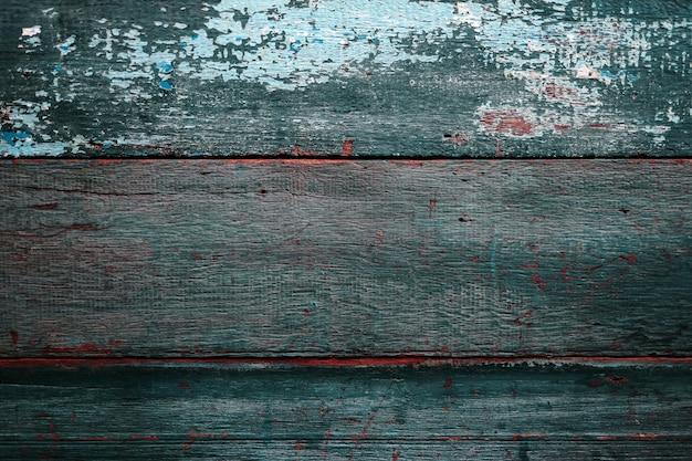 Primo piano del vecchio e del fondo di legno della superficie di struttura di lerciume