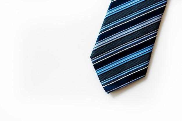 Primo piano della cravatta