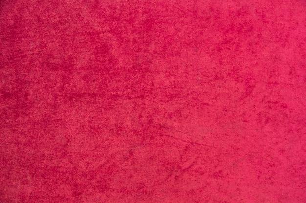 Primo piano della superficie rosa di cemento