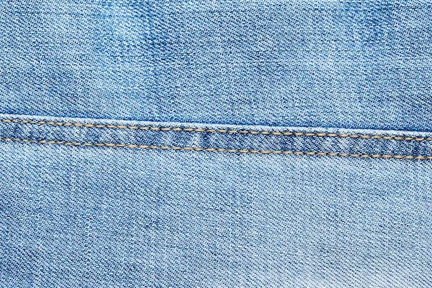 Primo piano di jeans