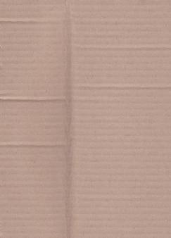 Primo piano di texture di cartone