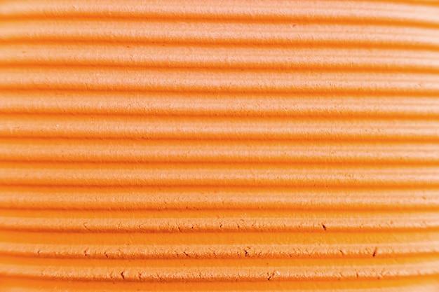 Primo piano di un edificio in mattoni, sfondo per temi in muratura.