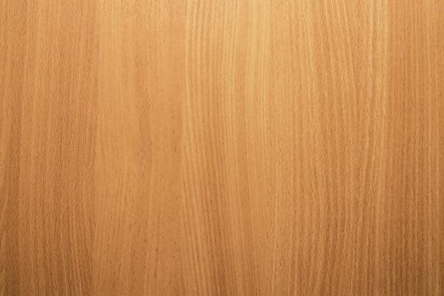 Primo piano di un pavimento in legno liscio
