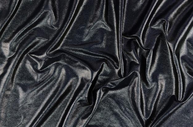 Primo piano materiale di fondo in tessuto