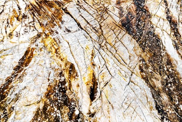Primo piano naturale della struttura della struttura di pietra