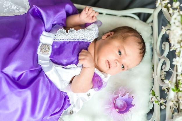 Principessa della neonata