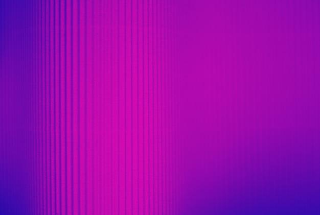Priorità bassa a strisce viola e blu al neon fatta di carta