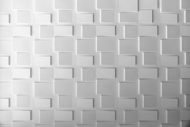 Priorità bassa astratta dalla parete bianca con la luce della finestra. sfondo della carta da parati moderna.