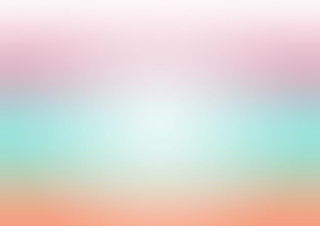 Priorità bassa astratta del cielo in pastello di gradiente