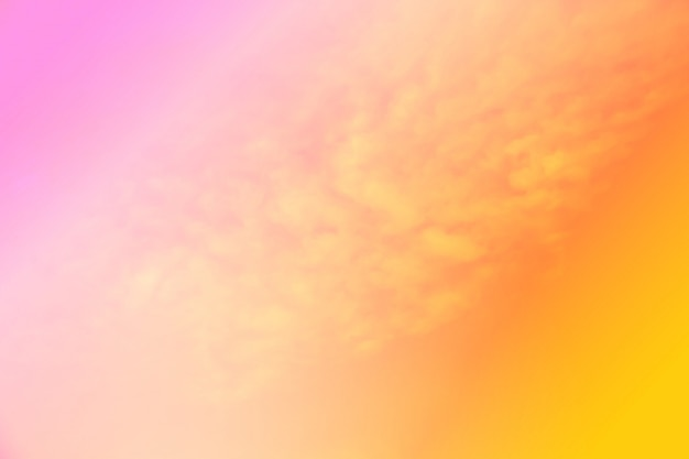 Priorità bassa astratta del cielo nel colore dolce.