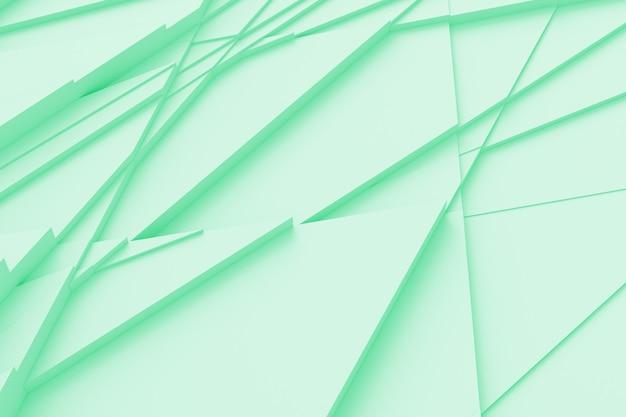Priorità bassa astratta delle linee rette che sezionano la superficie in