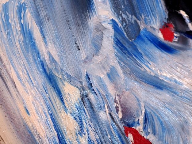 Priorità bassa astratta di colore blu con struttura.