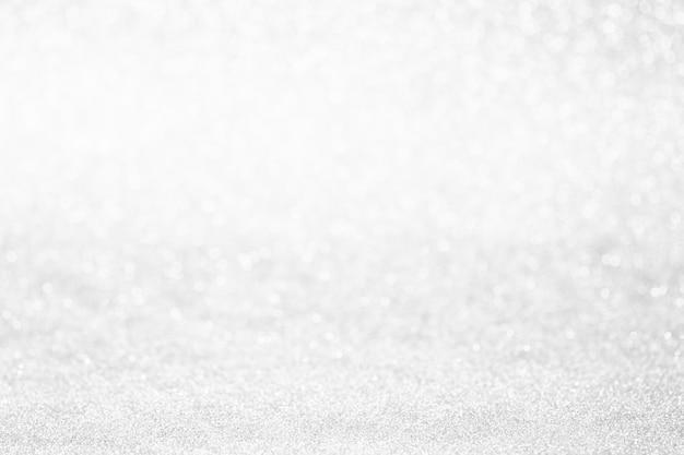 Priorità bassa astratta di natale di scintillio. luci del bokeh di natale di inverno defocused.