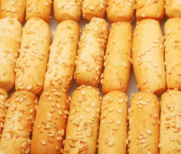 Priorità bassa del bastoncino di grano del pane