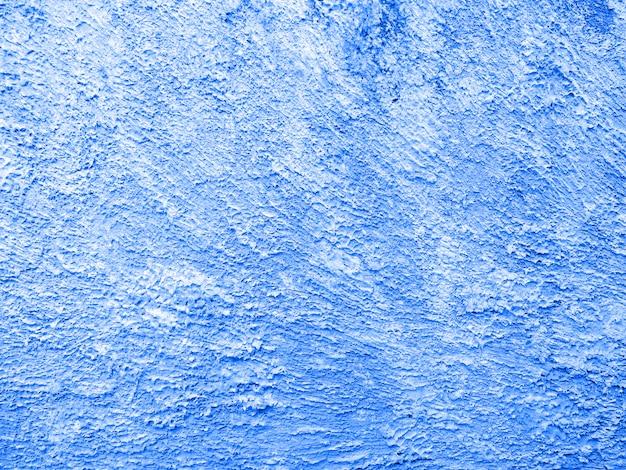 Priorità bassa del grunge di parete blu dell'annata