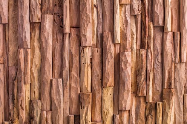 Priorità bassa del pannello intagliato legno