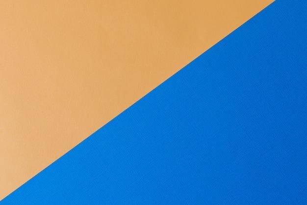 Priorità bassa di carta di colori creativi pastelli, vista da sopra.