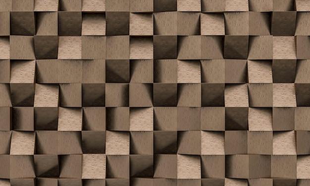Priorità bassa di cuoio geometrica 3d