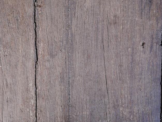 Priorità bassa di legno della parete di 100 anni, struttura di legno marrone