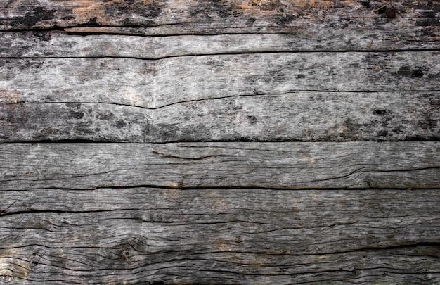 Priorità bassa di legno di struttura antica scura