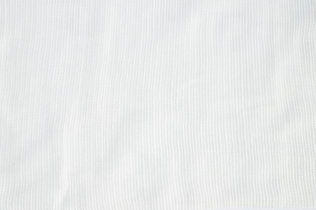 Priorità bassa di struttura del tessuto bianco