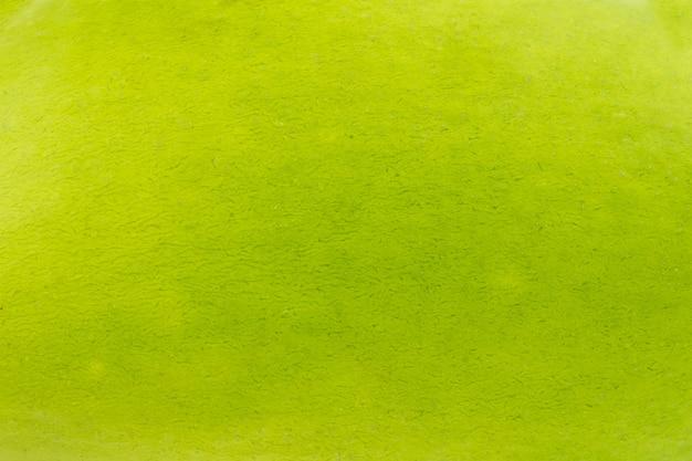 Priorità bassa di struttura della pelle fresca del mango verde