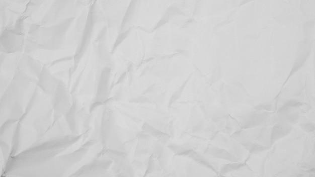 Priorità bassa di struttura di carta piegata bianca