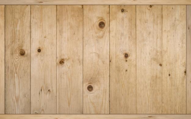 Priorità bassa di struttura di legno marrone