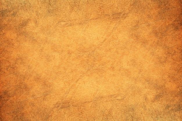 Priorità bassa di struttura in pelle marrone naturale