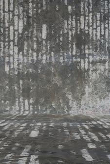 Priorità bassa e strutture del muro di mattoni dell'annata