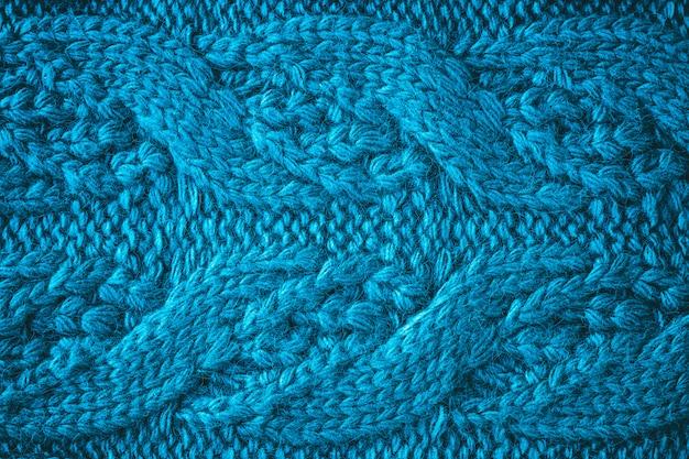 Priorità bassa lavorata a maglia astratta con le trecce.