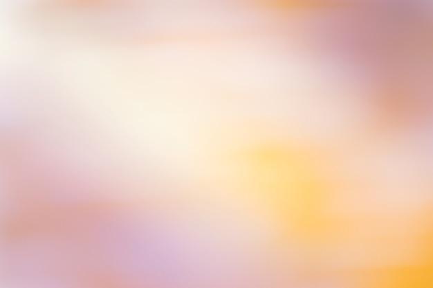 Priorità bassa luminosa del bokeh vaga. sfondo pastello sognante
