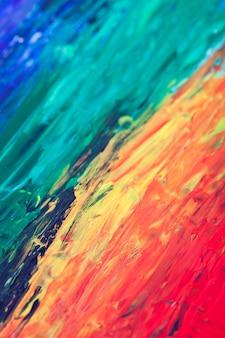 Priorità bassa moderna del materiale illustrativo del rainbow.
