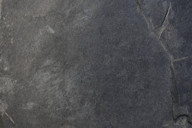 Priorità bassa o struttura dell'ardesia nera grigio scuro. pietra nera
