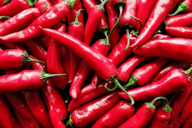 Priorità bassa rovente dei peperoncini