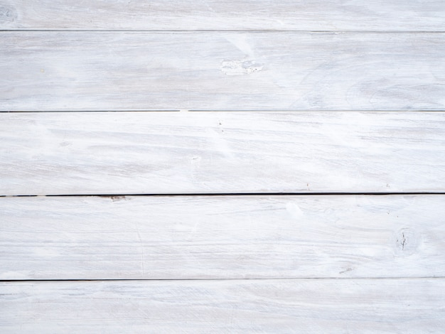 Priorità bassa strutturata bianca del bordo di legno