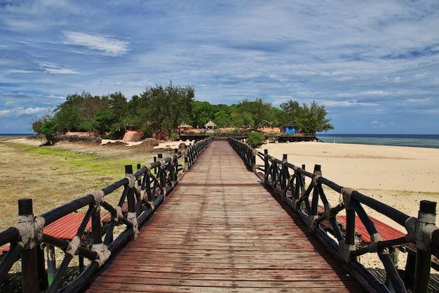 Prison island a zanzibar, tanzania