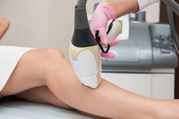 Procedura di depilazione