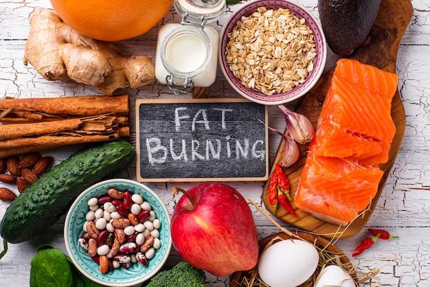 Prodotti brucia grassi per perdere peso