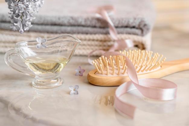 Prodotti cosmetici per la cura dei capelli