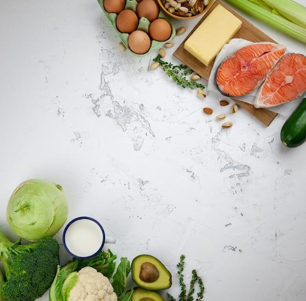 Prodotti dietetici a basso contenuto di carboidrati