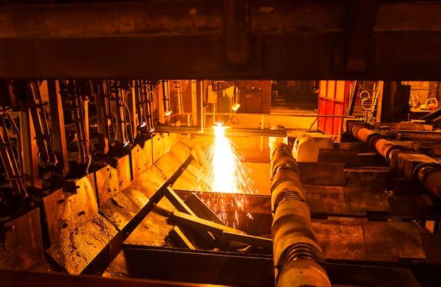 Produzione di acciaio in forni elettrici