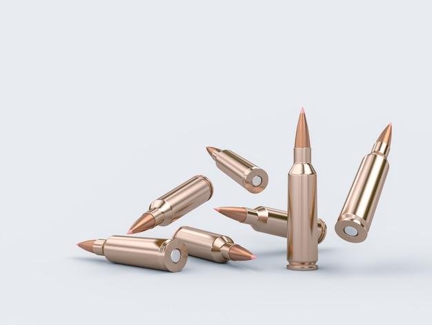 Proiettile del fucile