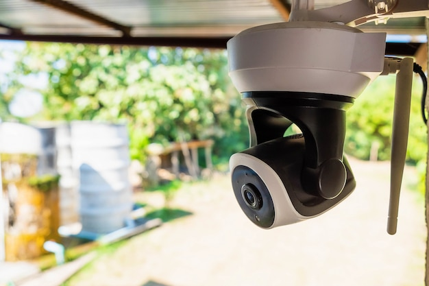 Protezione di sicurezza della telecamera a circuito chiuso