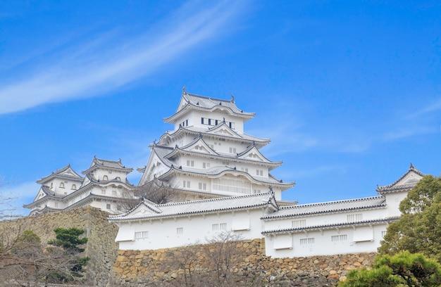 Punto di riferimento del castello di himeji