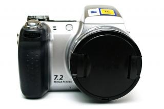 Punto e sparare fotocamera, immagini