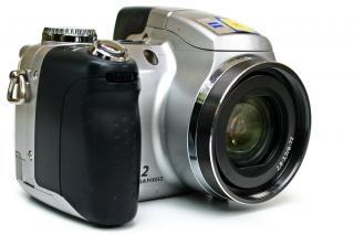 Punto e sparare fotocamera, moderno