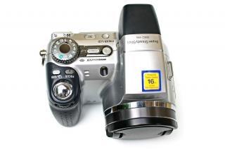 Punto e sparare fotocamera
